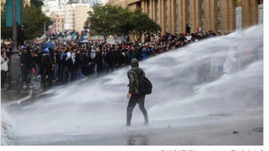 Photo of استمرار الاعتداءات على القوى الأمنية يجدّد المواجهات  في وسط العاصمة ومزيد من الجرحى والتخريب