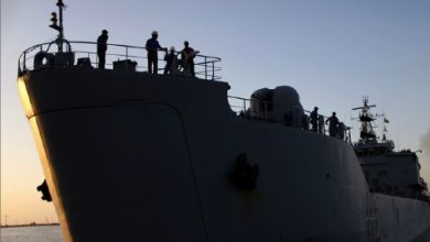 Photo of تحويل مسار باخرة إيطالية من مصراته إلى بنغازي