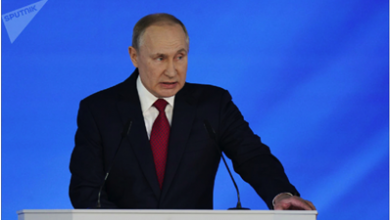 Photo of بوتين: نمتلك أسلحة فرط صوتيّة  والأسلحة النوويّة قد تصبح بلا معنى ذات يوم