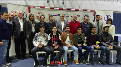 Photo of تأهّل 6 لاعبين إلى نهائي الشطرنج اللبنانيّ