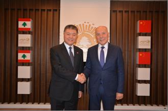 Photo of كيجيان زار غرفة طرابلس:  لتطوير العلاقات بين الصين ولبنان