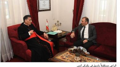 Photo of «لبنان القويّ»: نرفض أيّة اتفاقات تؤدّي إلى توطين الفلسطينيّين في لبنان