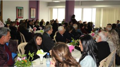 Photo of غداء ولقاء حواري في تجمع النهضة النسائية بحضور شخصيات وفاعليات حزبية ونسائية