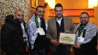 Photo of تكريم متبادل بين «القومي» و«هلال القدس»