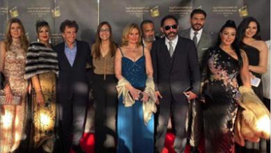 Photo of منح يسرا لقب سفيرة الدراما العربية
