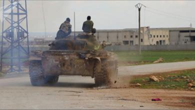 Photo of الجيش السوريّ يتقدّم غرب «إم- 5» ويسيطر على «كفرجوم» و«ريف المهندسين».. وتصميم على تحرير الأرض المحتلة
