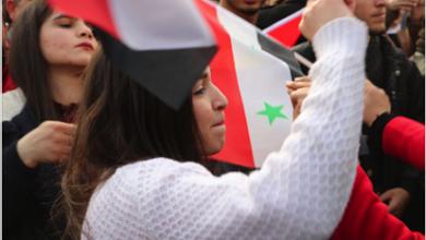 """Photo of أهالي حلب يحتفلون في «سعد الله الجابري»  بتطهير محيط مدينتهم من إرهابيي """"القاعدة"""""""