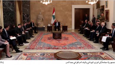 Photo of وزير خارجيّة اليونان جال على المسؤولين: مستعدّون لتقديم كل الدعم للبنان