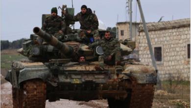 """Photo of الجيش السوريّ يبدأ عملاً عسكريا على محور """"جبل الزاوية"""""""