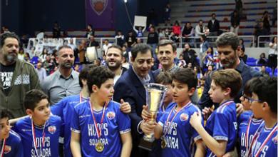Photo of أكثر من 4176 لاعباً ولاعبة في بطولات الفئات العمريّة في السلّة