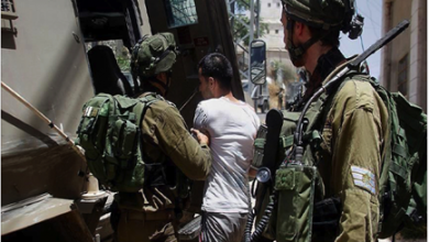 Photo of الاحتلال اعتقل 496 فلسطينياً  خلال كانون الثاني