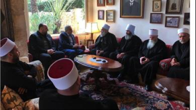 Photo of التقى وفداً سورياً أرسلان: نأمل ألاّ تتسبّب المهاترات غضّ النظر عن الأوضاع الصعبة