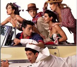 Photo of «FRIENDS» يعود بحلقة خاصة بعد 15 عاماً