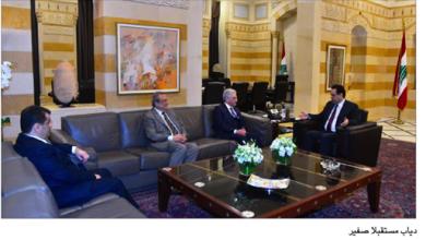 Photo of لبنان يدعو 8 شركات لإسداء المشورة المالية وصفير من السراي: الجدولة تتمّ بالتفاوض مع حاملي سندات الدين
