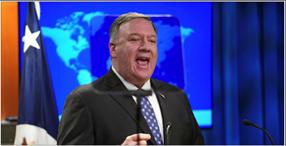 Photo of واشنطن تفرض عقوبات على كيانات وأشخاص بزعم دعمهم البرنامج الصاروخيّ الإيرانيّ