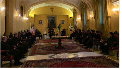 Photo of الراعي سافر إلى الفاتيكان:  للتعالي على جراحنا والحفاظ على وحدتنا