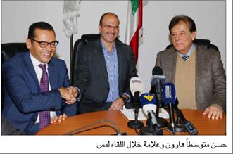 Photo of حسن التقى وفد أصحاب المستشفيات الخاصة:  سأبحث مع المستوردين عن حلّ عادل لجميع الأفرقاء