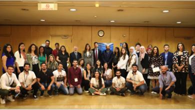Photo of خيرالله الصفدي تمنّت التوفيق للشباب الذين سيمثلون لبنان في ECOSOC Youth Forum 2020