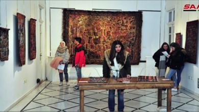 Photo of معرضٌ تشكيليٌ للفنان محمد العلبي… لوحاتٌ مستقاة من التراث والحضارة
