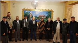 Photo of راضي علوش رئيساً للقاء الأدبي العامليّ في النبطية
