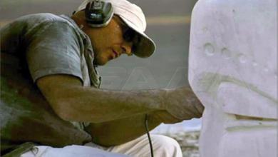 Photo of التشكيليّ أسامة عمّاشة… مزيجٌ متأصل من التراث السوريّ القديم والحضارة