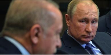 Photo of بوتين يؤكد لأردوغان ضرورة  احترام سيادة سورية ووحدة أراضيها