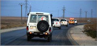 Photo of الهلال الأحمر السوريّ: مستعدّون للدخول إلى إدلب