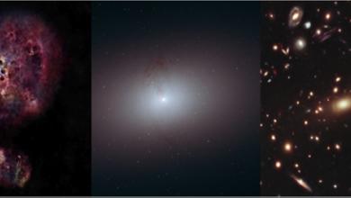 Photo of احتضار مجرّة «وحشيّة» عملاقة يحيّر العلماء