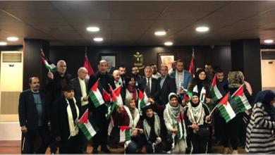 Photo of القومي» شارك في لقاء تضامني ووقفة ضدّ «صفقة القرن» في السفارة الفلسطينية