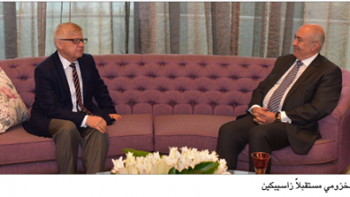 Photo of استقبل زاسيبكين وفوشيه ورامبلنغ مخزومي: البيان الوزاري نسخة مطابقة لبيانات الحكومات المتعاقبة
