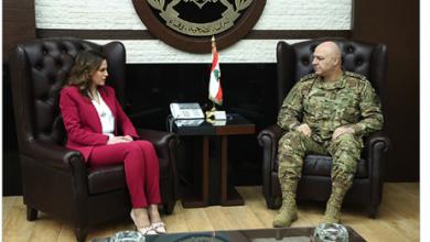 Photo of عبد الصمد التقت قائد الجيش