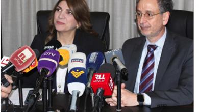 Photo of نعمة في مؤتمر مشترك مع وزيرة العدل:  سنضع قانوناً أقسى بكثير لنتمكّن من كسر المافيات