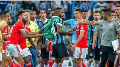 Photo of 8 بطاقات حمراء في ديربي أليغري البرازيليّ