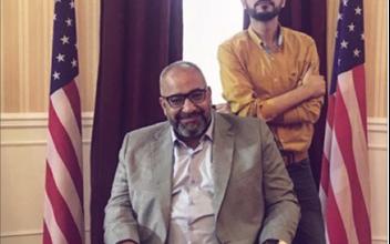 Photo of بدء عرض مسلسل «حشمت في البيت الأبيض»