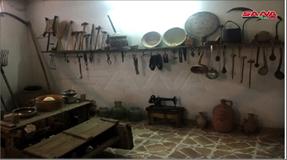 Photo of حوّل منزله إلى متحف تراث  في القامشلي