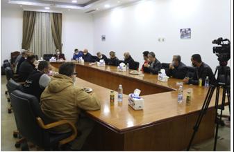 Photo of اجتماع تنسيقي بين بلدية الغبيري وممثلي المخيمات الفلسطينية  لمواجهة «كورونا»