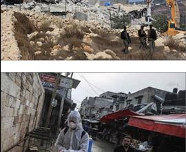 Photo of الاحتلال يهدم 3 منازل غرب أريحا وتسجيل 13 إصابة جديدة بـ«كورونا» غرب القدس