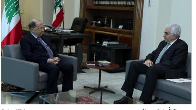 Photo of أطلع عون وبرّي على نتائج زيارته باريس  حتّي: حرص فرنسيّ على مساعدة لبنان