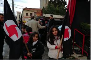 Photo of لقطات من إحياء عيد الأول من آذار في حبوش – النبطية