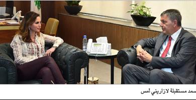 Photo of عبد الصمد طلبت من الأمم المتحدة دعم مشاريعها الإعلاميّة