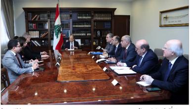 Photo of كوبيتش التقى رئيسي الجمهورية والمجلس عون: الحكومة تُسرع بإنجاز الخطة الإصلاحيّة