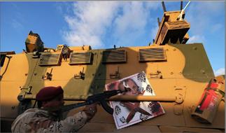 Photo of ليبيا.. قوات حفتر تدمّر رادارات وصواريخ تركيّة شرقي مصراته