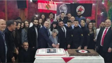 Photo of مديرية عيتات في «القومي»  تحتفي بمولد الزعيم بحفل عشاء