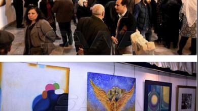 Photo of معرض لوحات ومنحوتات بعنوان «انتصار حلب»… نموذجٌ عن التضحيات والانتصارات