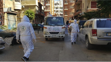 Photo of «الرعاية الصحيّة الاجتماعيّة» تطلقُ أوسع حملة تعقيم في طرابلس الأيوبيّ: سنكون دائماً على الأرض لمصلحة المواطنين