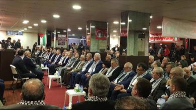 Photo of استقبال لـ «الديمقراطية» بذكرى انطلاقتها  وكلمات أكدت العمل لإسقاط «صفقة القرن»