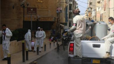 Photo of الإسعاف الميدانيّ في «القومي» يتابع واجبه بحملات التعقيم في مناطق وأحياء وشوارع بيروت