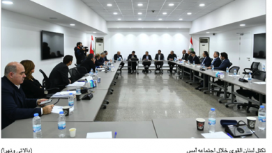 Photo of «لبنان القوي» للمصوّبين على خطة الكهرباء: بدل السجالات العقيمة قدّموا البديل