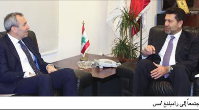 Photo of رامبلنغ عرض الأوضاع  مع عبد الصمد وغجر