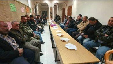 Photo of لقاء لمنفذيّة القنيطرة في «القومي» بمناسبة مولد الزعيم